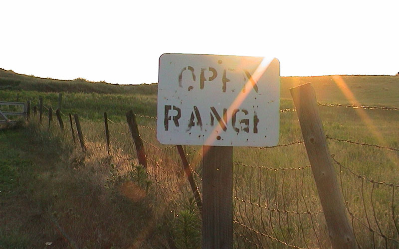 Open-Range